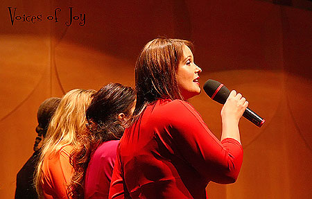 Voices of Joy live